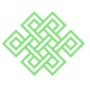 [beginningless and endless knot]